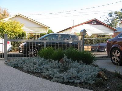 Brunswick Australian Native Garden Design