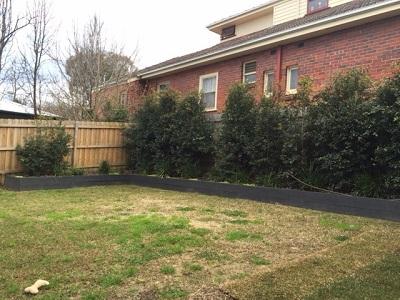 Glen Iris Formal Garden Design