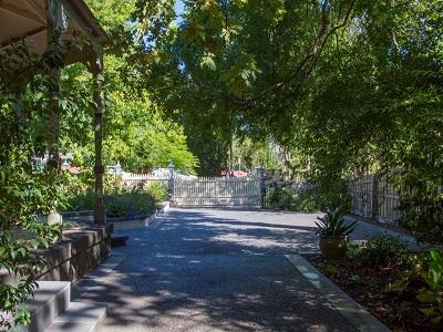 Canterbury Semi Formal Garden Design
